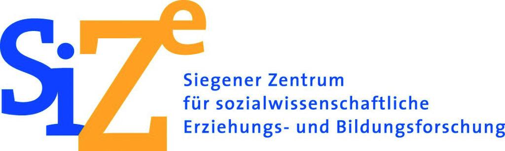 Logo SiZe - Siegener Zentrum für sozialwissenschaftliche Erziehungs- und Bildungsfragen